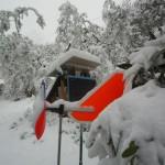 FEBBRAIO : Neve & Ghiaccio a Spazzavento